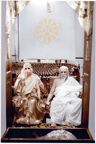 Sri Aurobindo | Die Mutter (1)