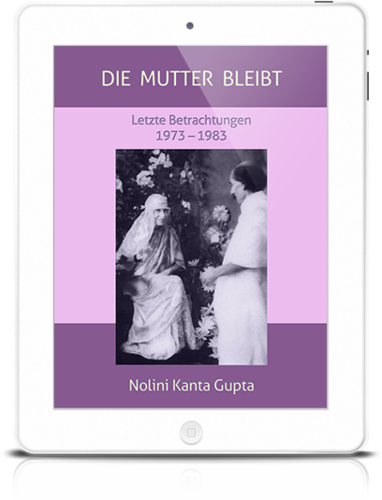 Die Mutter bleibt – Nolini Kanta Gupta (eBook)